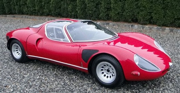 1968 Alfa Romeo