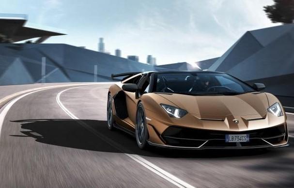 Lamborghini AVT
