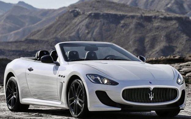 Maserati GC